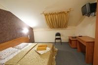"""Двухместный мансардный """"Loft  Еconomy room"""" с детской кроваткой - Витязево"""