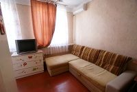 Однокомнатная квартира с кухней и прихожей - Благовещенская