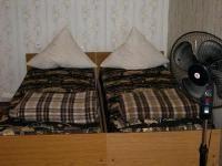 """Комнаты """"Эконом"""" на 2, 3, 4, 5 человек с удобствами на этаже - Витязево"""