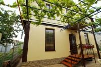 Трехкомнатный дом под ключ с уютным двориком - Витязево