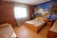 Двухкомнатная квартира с кухней - Витязево
