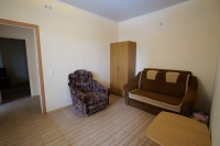 Двухкомнатная квартира со своей кухней - Витязево