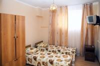 Комнаты на 2, 3, 4 человека с удобствами на этаже - Витязево